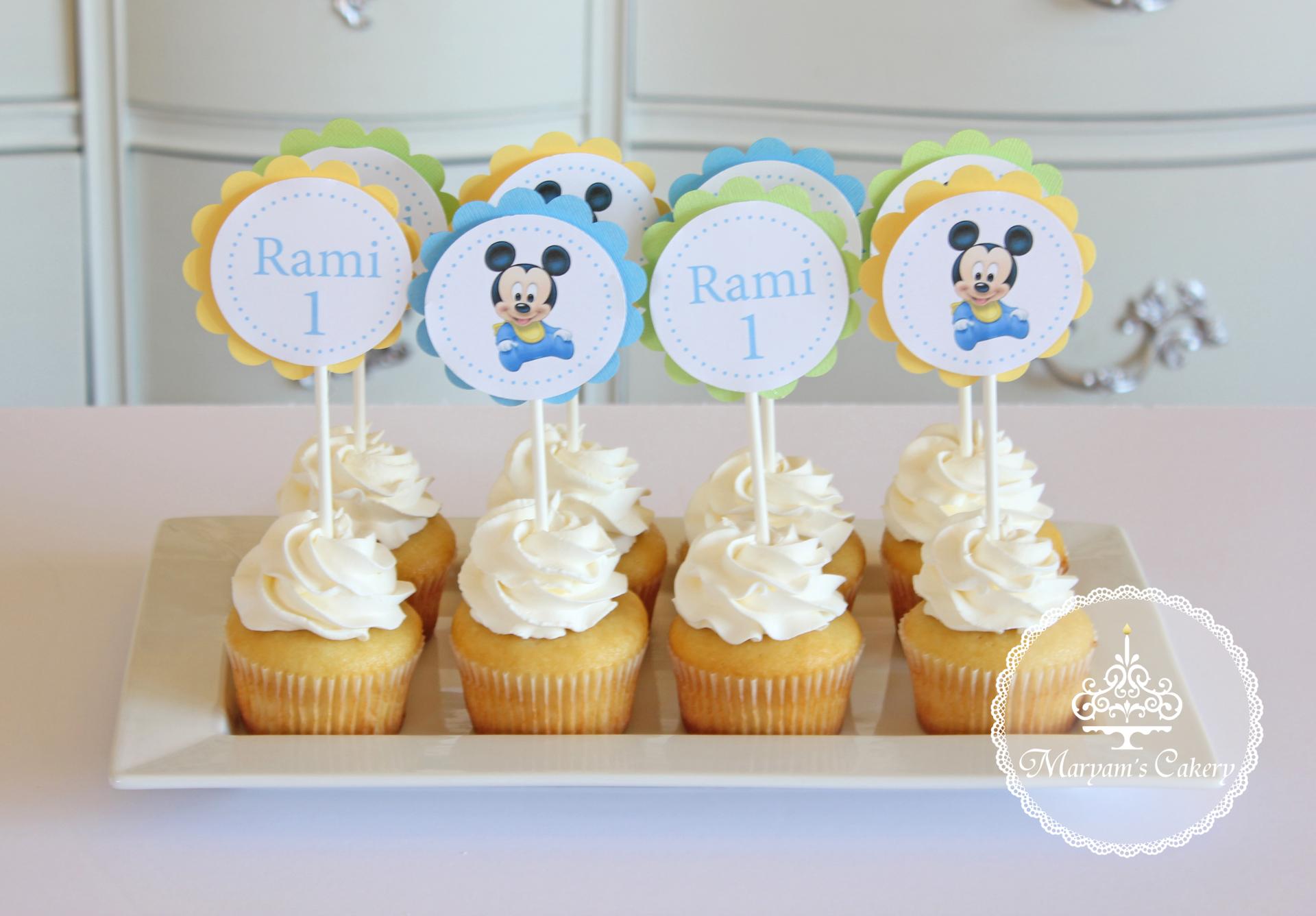 Baby Mickey theme