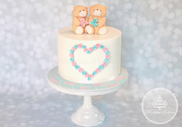 Forever  friends bears gender reveal