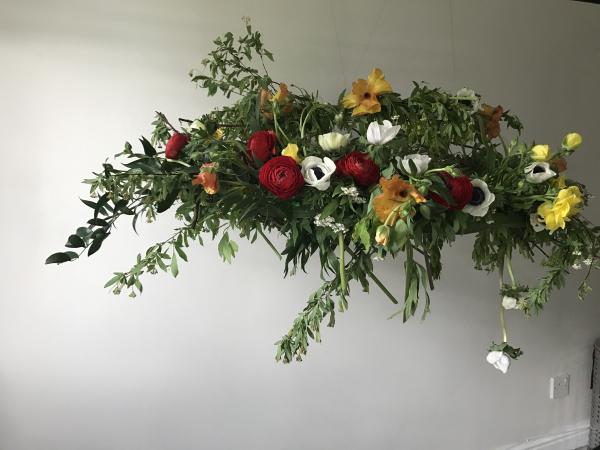 Wedding Flower Design Shilpa Reddy elegant London UK luxury Urn