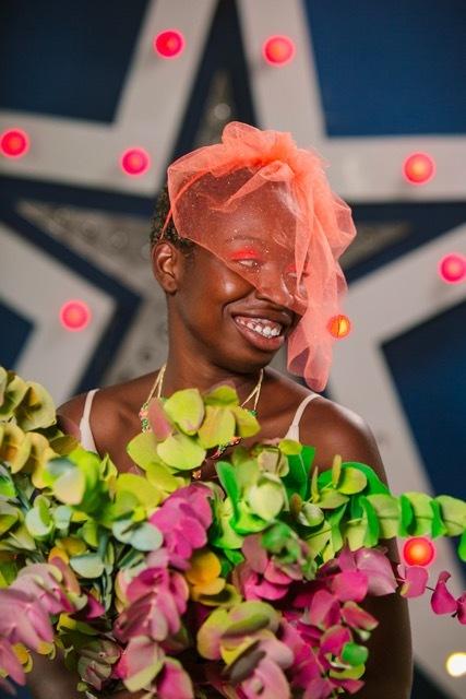 London florist | warehouse wedding | pub wedding | fashion wedding | quirky wedding | neon bouquet | rainbow bouquet | eucalyptus bouquet | creative wedding