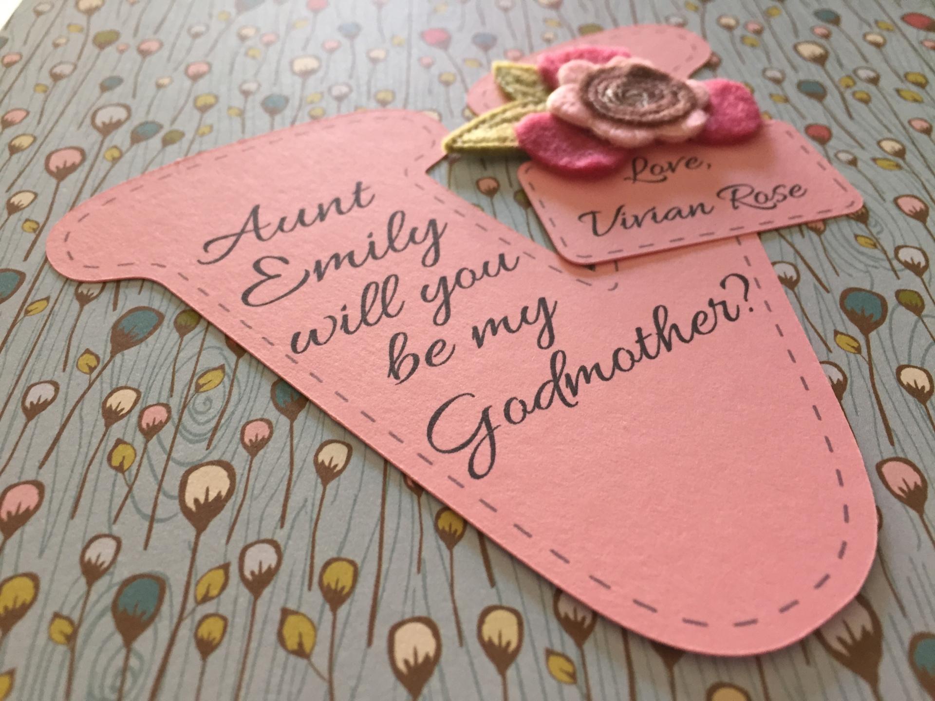 Godmother Card