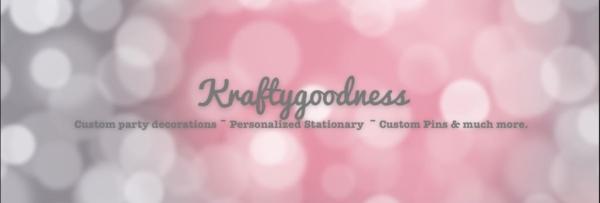 Kraftygoodness Logo