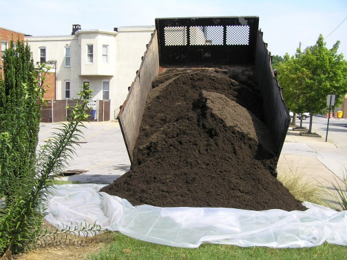 Bulk Mulch Sales