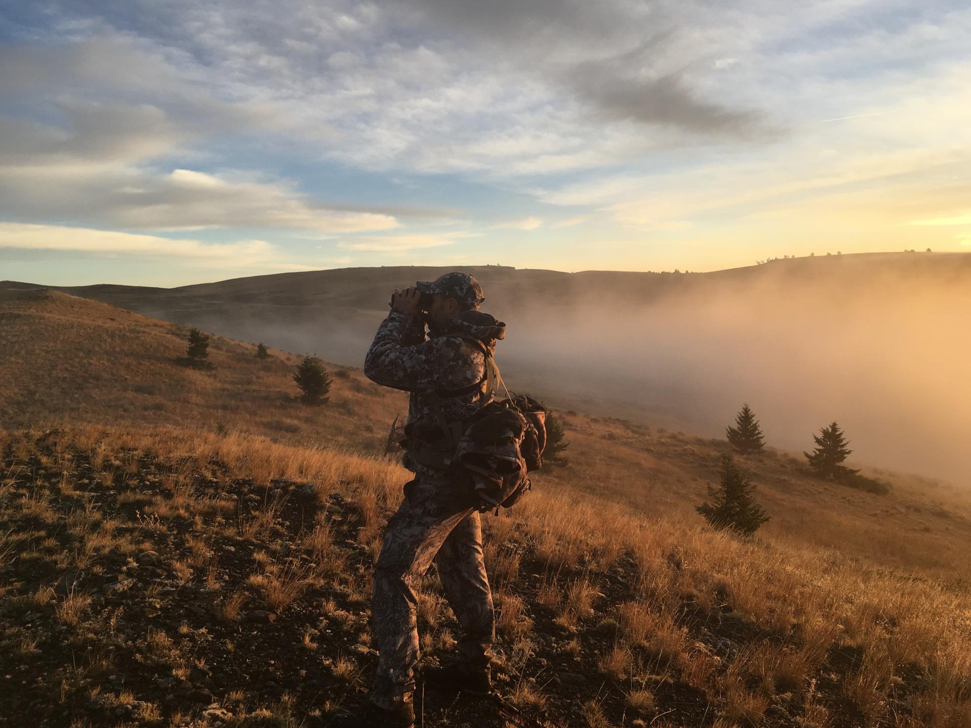 """""""A brisk Montana morning"""""""