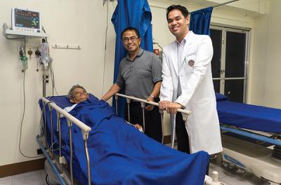 St. Dominic Scholar now a Cardiology fellow