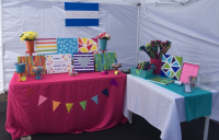 My Beautiful Mess - My 1st Craft Show