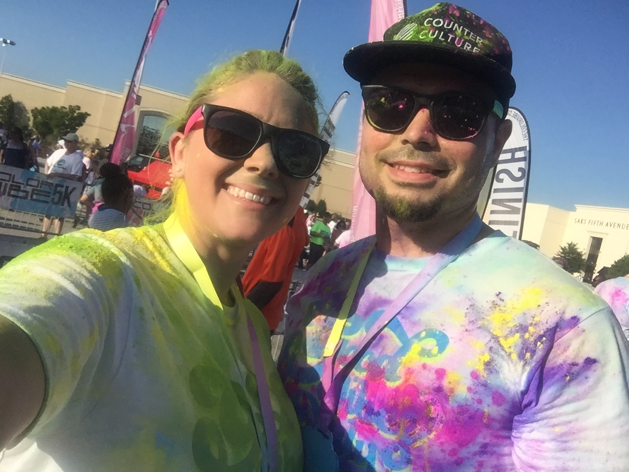 My First 5K - ColorVibe Run 2017