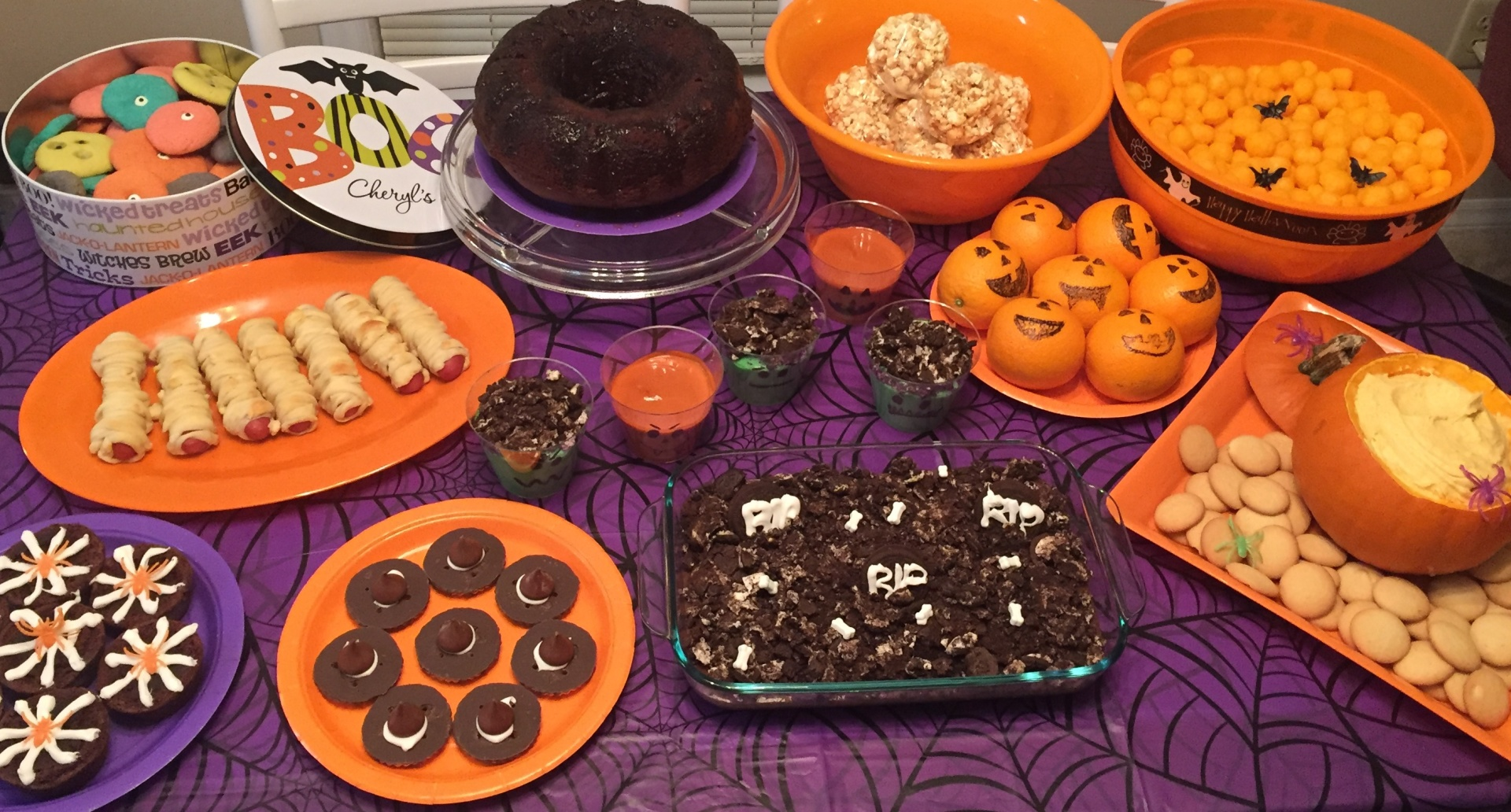 My Beautiful Mess - Halloween Party - Food Ideas