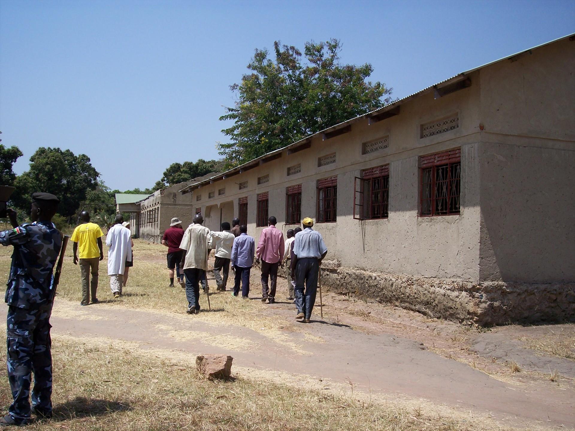 Hospital Ward Building