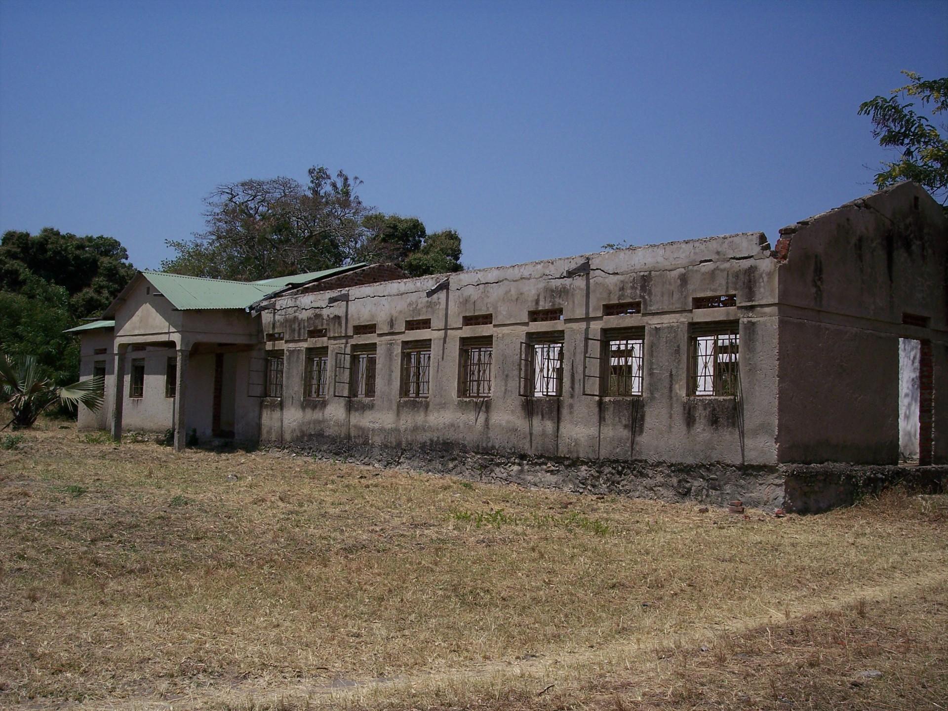 A Damaged Ward