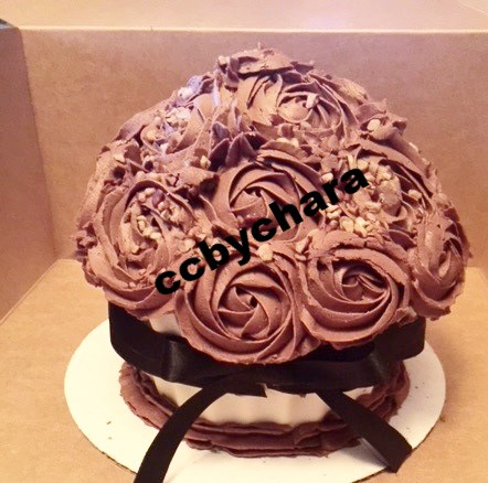 Gianourmous Cupcake