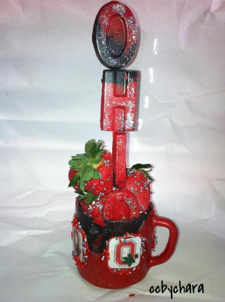 Edible Chocolate Mug