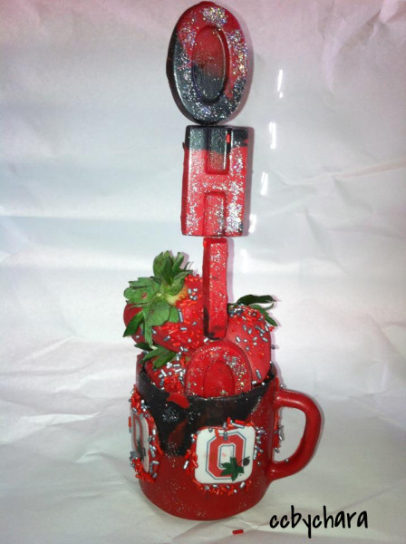Edible Chocolate Mug