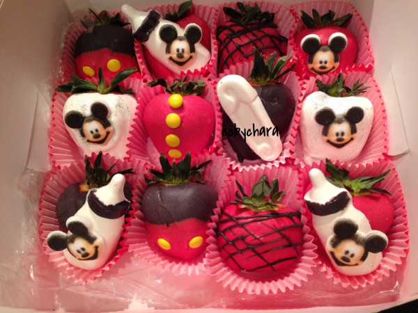 Special Occasion Berries