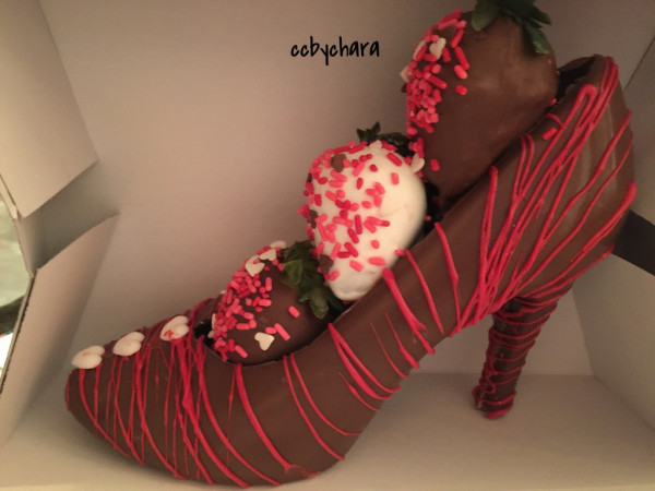 Chocolate Heel