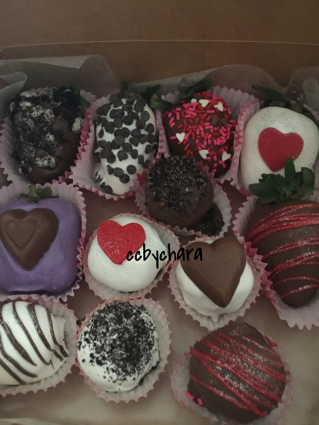 Love Cake Balls