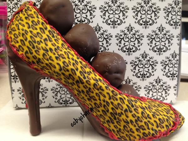 Cheetah Heel