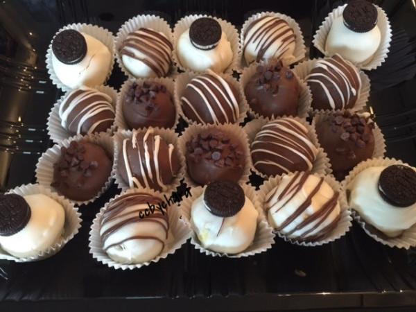 Variety Cake Balls