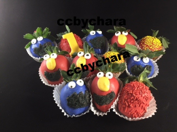 Theme Strawberries