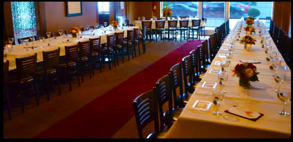 Fireside Brewhouse Banquet Room