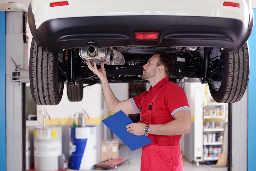 Why We Offer Used Car Inspections