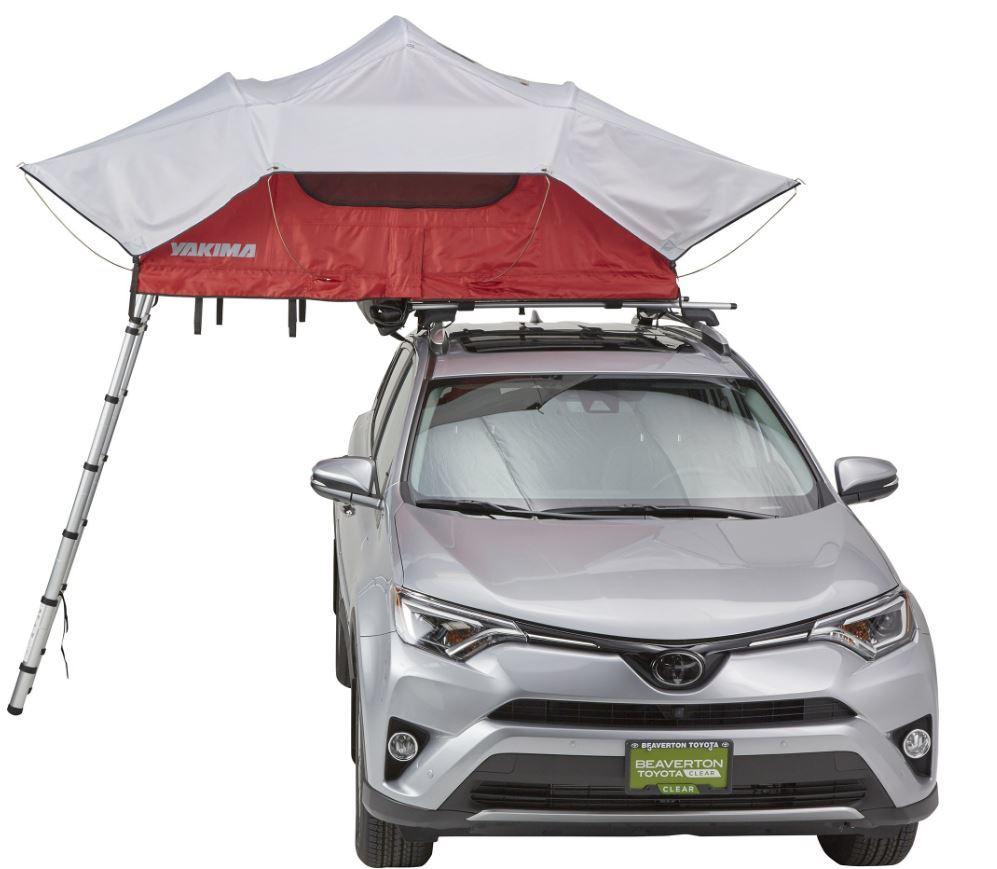 Car Rooftop Tent