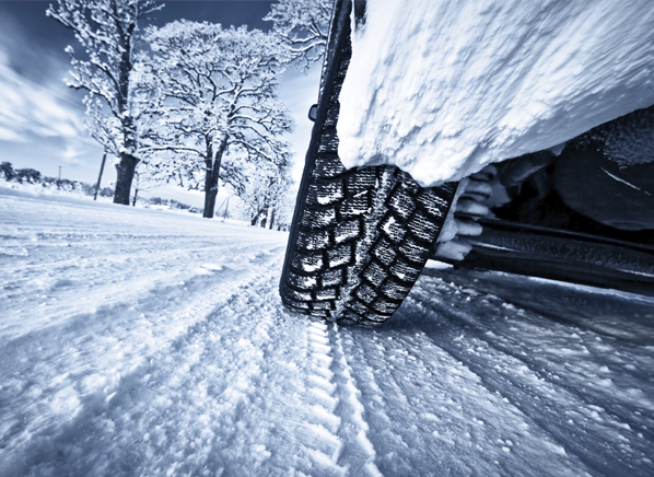 Fall Is the Perfect Time to Think About Winter Tires