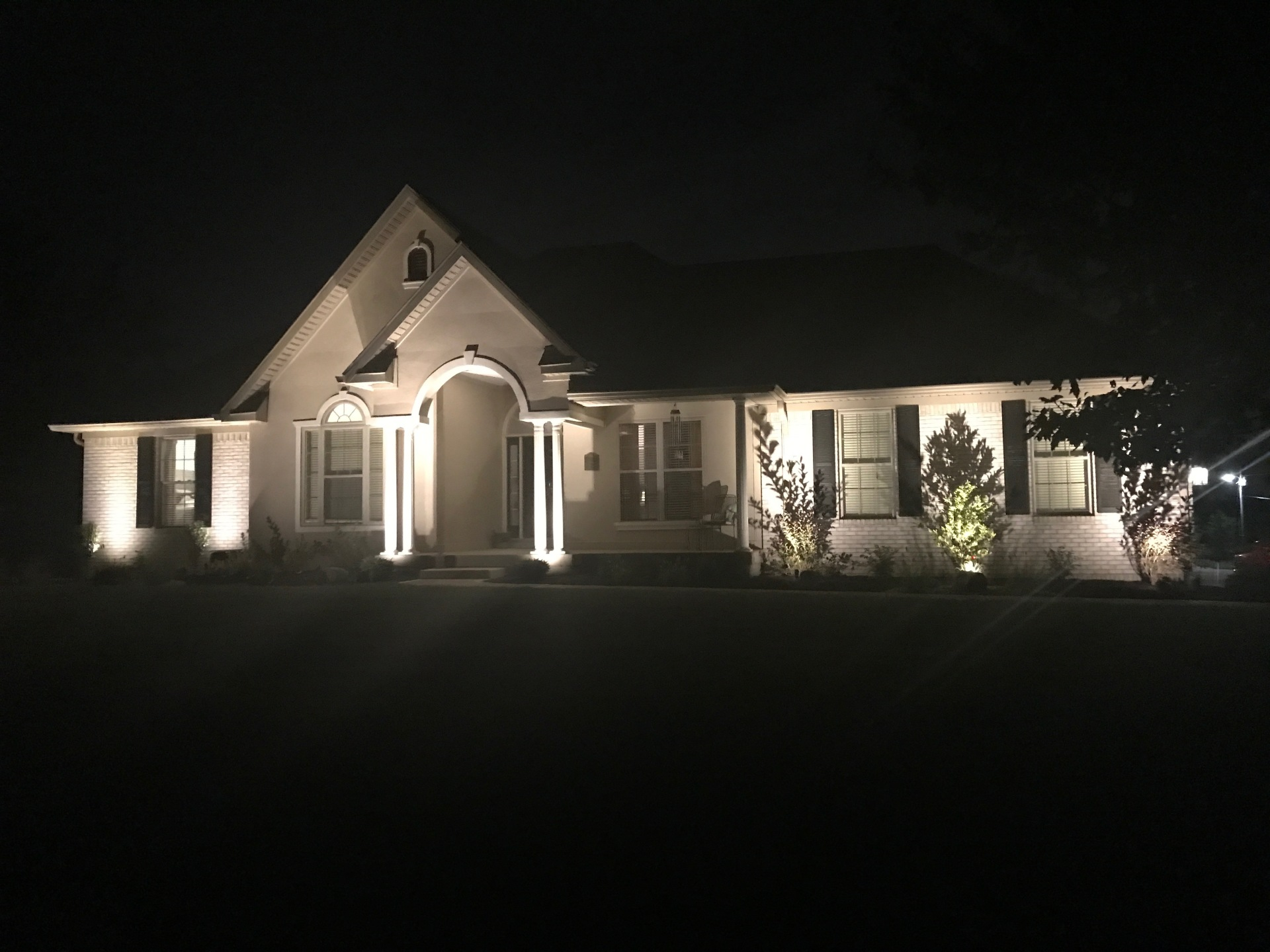 Thinking About Installing Outdoor Lighting?