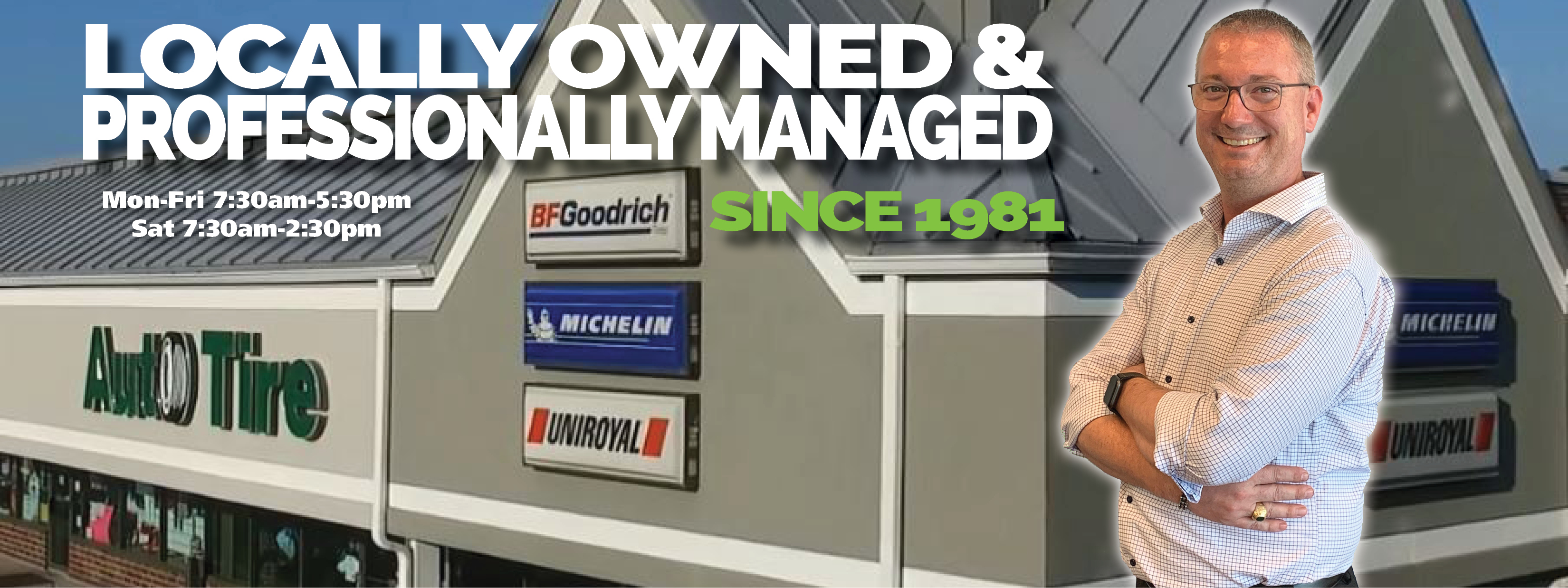 Locally Owned & Professionally Managed