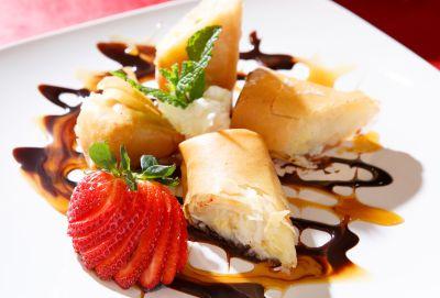 Hibachi 97 Fried Banana Dessert