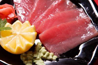 Hibachi 97 Tuna Sashimi