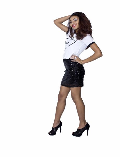 DCS Teenage Model CeCe Bennett