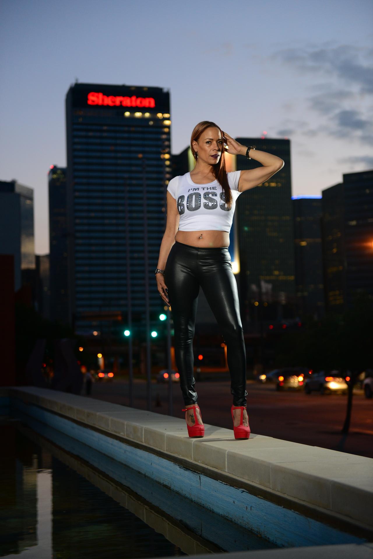 DCS Model Becky G
