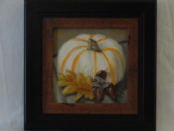 Pumpkin...$40  NOW $15