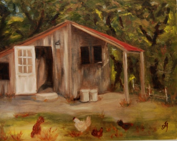 Chicken Shed