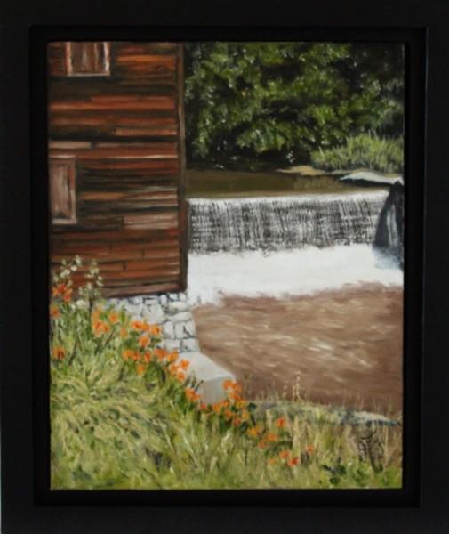 Wildcat Den State Park-Grist Mill