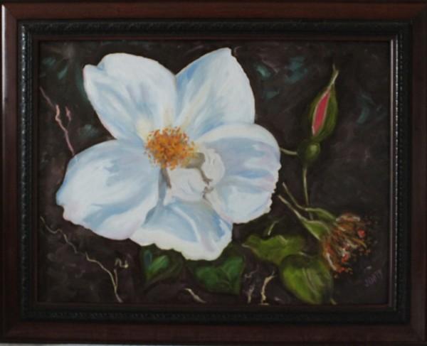 White Flower....Now $30