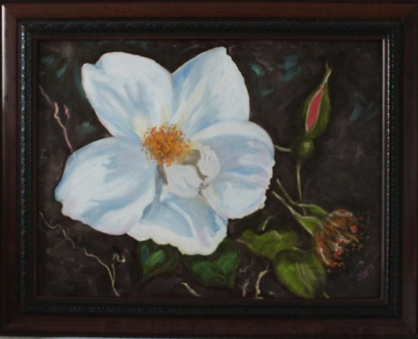 White Flower....Now $30