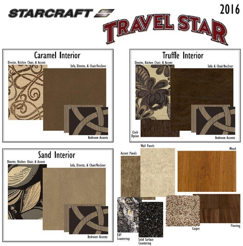 2016 Travel Star Expandable Decor