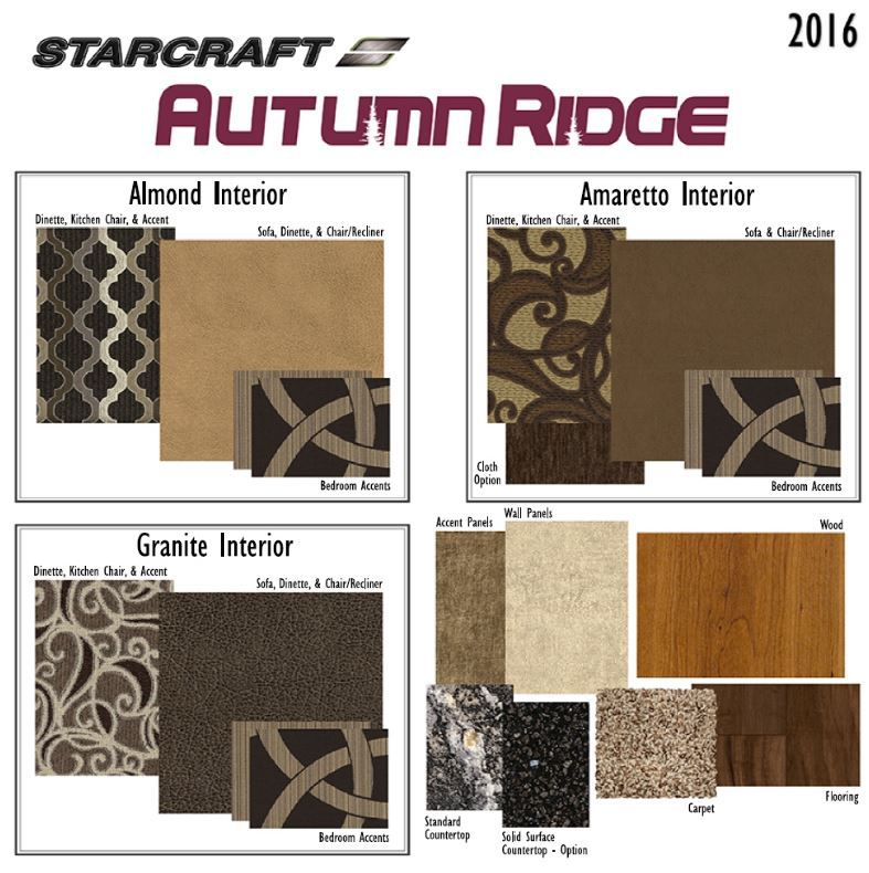 2016 Autumn Ridge Decor