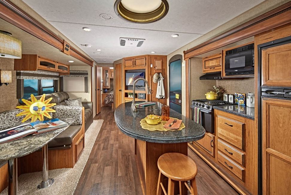 2016 Autumn Ridge Interior