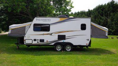 2013 Palomino Hybrid