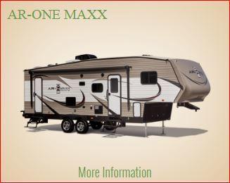 AR-ONE MAXX fifth wheels
