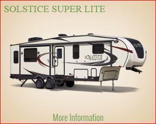 Solstice Super Lite RV by Starcraft