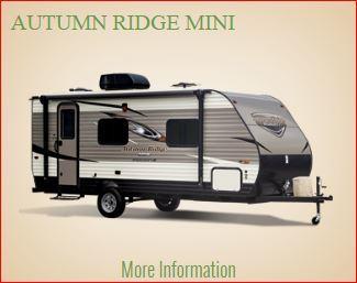 Starcraft Autumn Ridge Mini Travel Trailer
