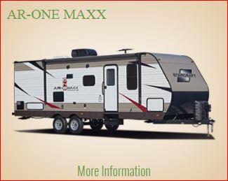 Starcraft AR-ONE MAXX travel trailers