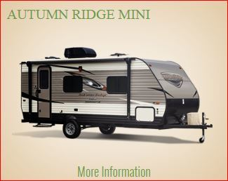 Autumn Ridge Mini RV by Starcraft