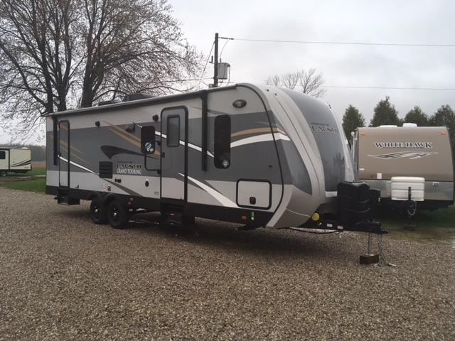 2017 - Starcraft Launch Grand Touring 299BHS