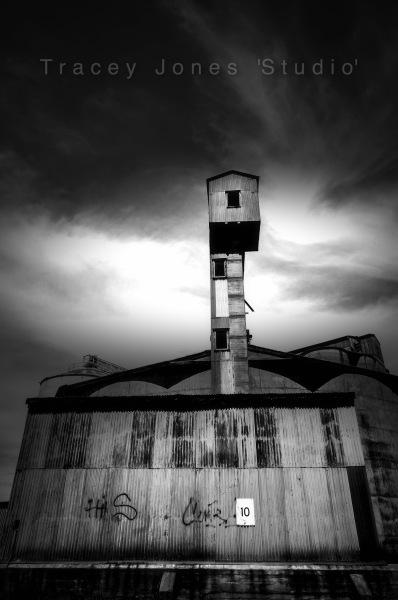 ...the silos 1.