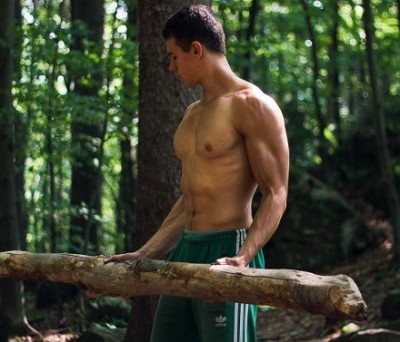 FOREST FITNESS!